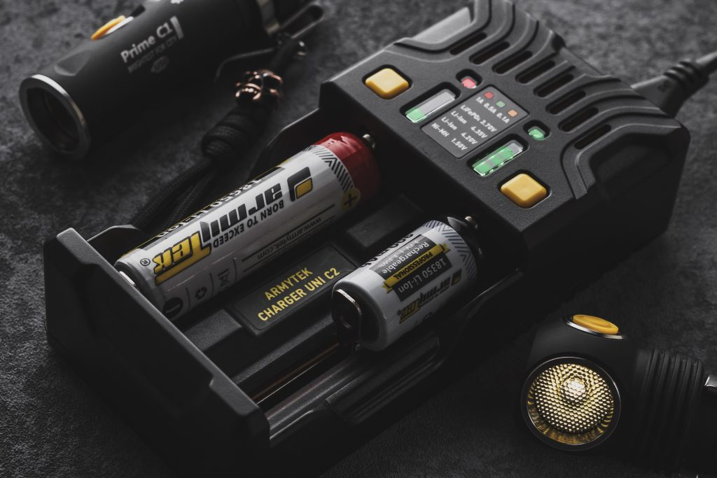 Battery types. How to choose the power source for your device
