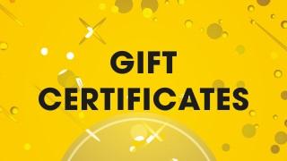 Gift certificates Armytek
