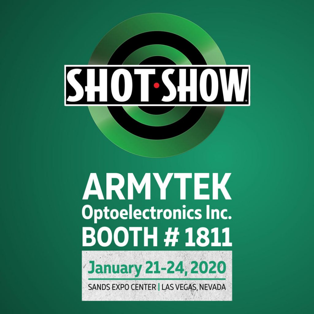 Armytek is all new in 2020!