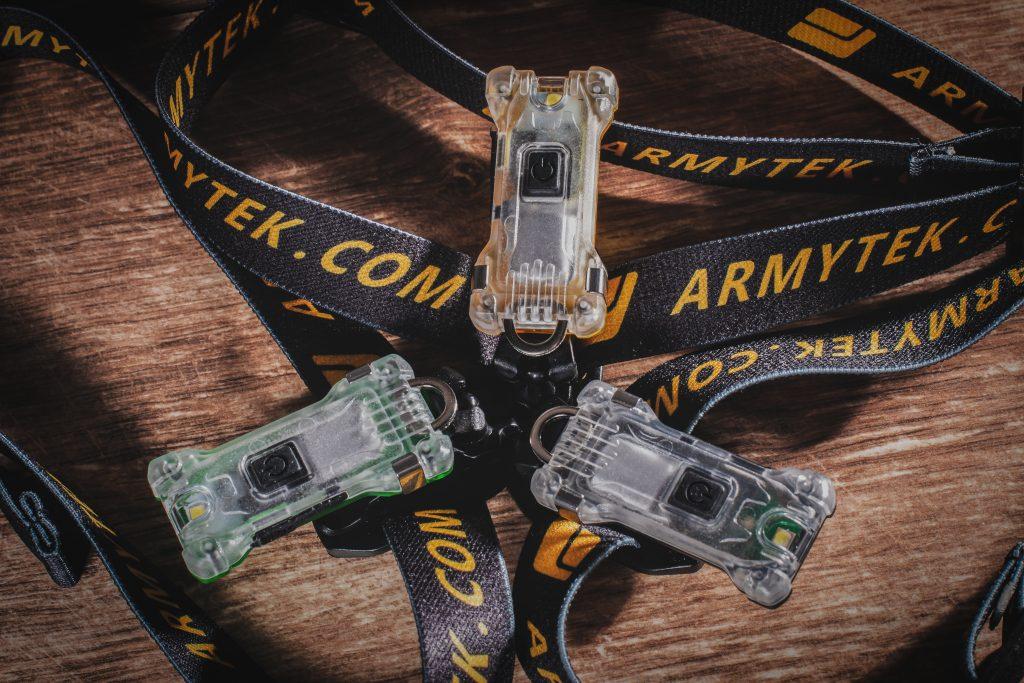 Armytek Zippy Extended Set Review by 1lumen.com