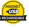 Armytek Wizard Pro Magnet USB, fig. 3
