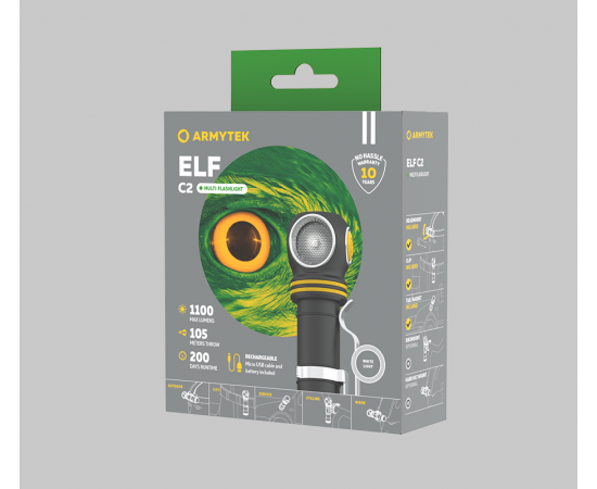 Armytek Elf C2 Micro USB