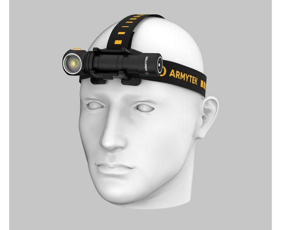 Armytek Wizard C2 Pro Nichia Magnet USB (warm light)